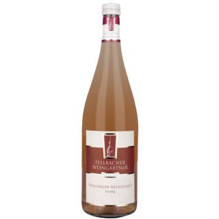 2017 Trollinger Weißherbst lieblich 1L - Fellbacher Weingärtner eG