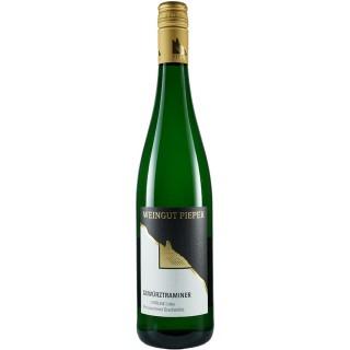 2018 Gewürztraminer Spätlese süß - Weingut Pieper