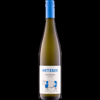 2017 Pastorenstück Chardonnay Trocken - Weingut Metzger