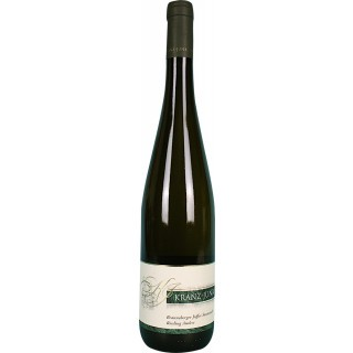 2018 Brauneberger Juffer Sonnenuhr Riesling Auslese edelsüß - Weingut Kranz-Junk