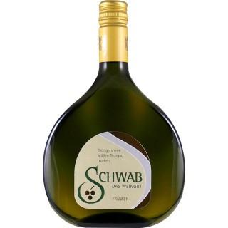 2018 Müller-Thurgau trocken - Weingut Schwab
