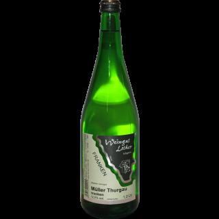2018 Wipfelder Zehntgraf Müller-Thurgau trocken 1L - Weingut Lother
