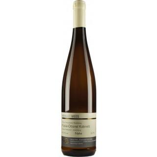 2017 Muskat-Ottonel Spätlese Weißwein lieblich süß Nahe Kreuznacher Rosenberg - Weingut Mees