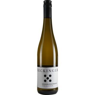 2019 Grauburgunder vom Kalkstein - Weingut Seckinger