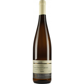 2019 Muskat-Ottonel Kabinett Kreuznacher Rosenberg Nahe Weißwein Lagenwein lieblich süß - Weingut Mees