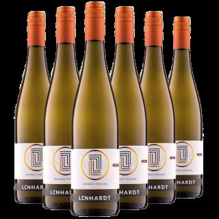 Rivaner - Unser Wein zum Spargel - Weingut Lenhardt