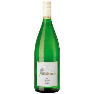 2015 Riesling trocken 1L - Weingut Johannishof