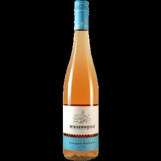 2017 Portugieser Weißherbst QbA trocken - Wein & Sekt Wiesenmühle