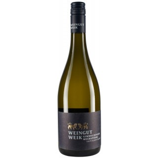 2017 GIMMELDINGER MEERSPINNE Sauvignon Blanc trocken - Weingut Weik