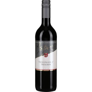 2018 Trollinger S trocken - Weingärtnergenossenschaft Aspach