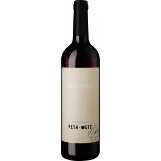 2018 Assemblage Unfiltered Cuvée Rot trocken - Weingut Peth-Wetz