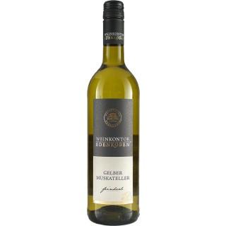 2020 Gelber Muskateller feinherb - Weinkontor Edenkoben (Winzergenossenschaft Edenkoben)
