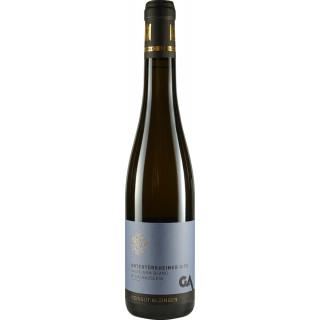 2018 Untertürkheimer Gips Sauvignon Blanc Beerenauslese süß 0,375L - Weingut Aldinger