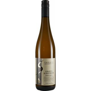 2018 Grauer Burgunder Trocken - Weingut Destillerie Harald Sailler