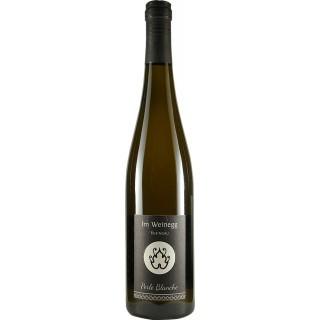 2018 PERLE BLANCHE Riesling Barrique trocken - Weingut im Weinegg