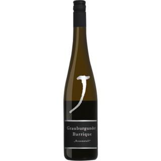 """2018 Grauburgunder Barrique """"Rosenstall"""" trocken BIO - Weingut Neuspergerhof"""