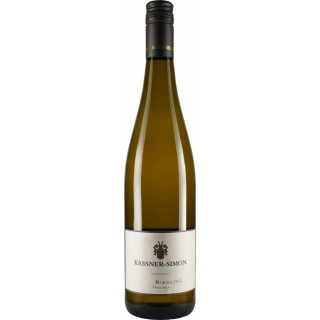 2018 Riesling trocken - Weingut Kassner Simon