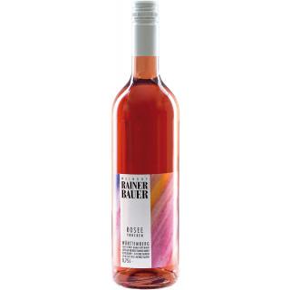2019 Rosé trocken - Weingut Rainer Bauer