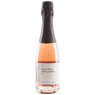 2016 Steinmergel Trollinger Rosé Sekt brut 375ml BIO - Weingut Heid