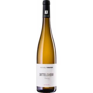 2017 DITTELSHEIM Riesling VDP.ORTSWEIN trocken - Weingut Winter