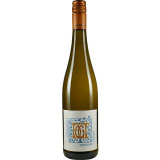 2019 Scheurebe trocken - Weingut Fogt
