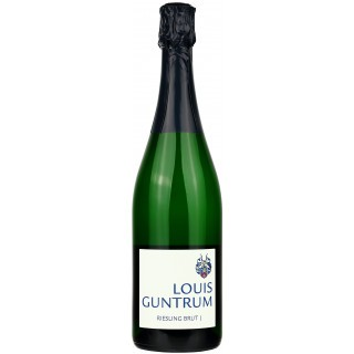 2016 Riesling Sekt brut - Weingut Louis Guntrum