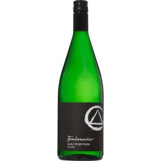 2017 Qualitätsrotwein feinherb 1,0L - Weingut Finkenauer