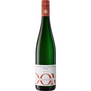 2018 DOM Riesling Lieblich - Bischöfliche Weingüter Trier