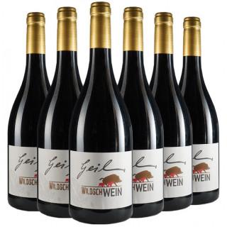6er WildschWEIN Paket - Weingut Helmut Geil