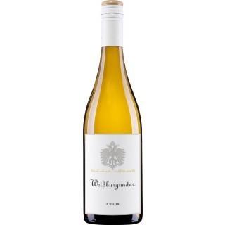 2017 Weißburgunder trocken - Weingut Friedrich Keller