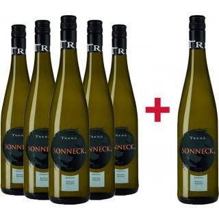 5+1 Rheingau Riesling trocken Paket - Weingut Sonneck