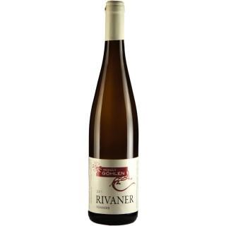 2016 Rivaner feinherb - Weingut Göhlen
