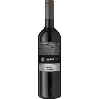 2017 Muskat-Trollinger Terrasse feinherb - Weingut Faschian