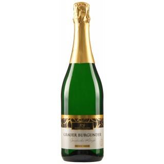 2017 Grunbacher Klingle Grauer Burgunder extra brut - Remstalkellerei