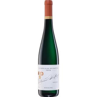 2015 Dhroner Hofberger Riesling Spätlese Edelsüß - Bischöfliche Weingüter Trier