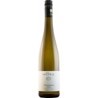 2015 Bockenheimer Vogelsang Gewürztraminer Spätlese feinherb BIO - Weingut Wöhrle