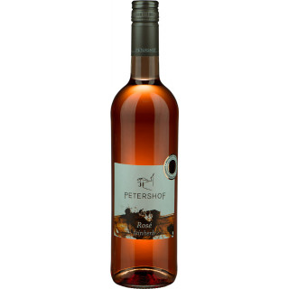 2018 Rosé Feinherb - Weingut Petershof