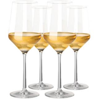 4er Set Zwiesel Kristallglas Pure Weinglas