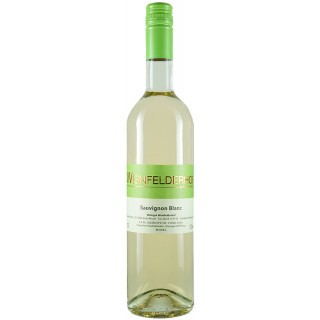 2019 Sauvignon Blanc halbtrocken - Weinfelderhof