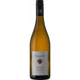 2018 Kalkstein Chardonnay Trocken - Weingut Künstler