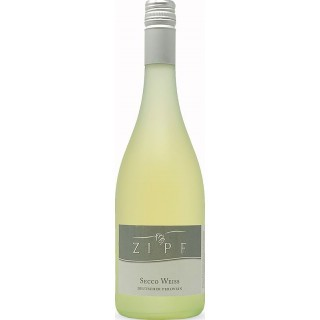 2017 Secco Weiss Deutscher Perlwein QbA fruchtig - Weingut Zipf