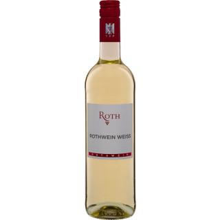 2018 'Rothwein' Weiß VDP.Gutswein Trocken BIO - Weingut Roth