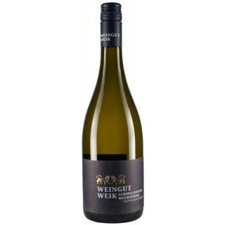 2018 GIMMELDINGER MEERSPINNE Sauvignon Blanc trocken - Weingut Weik