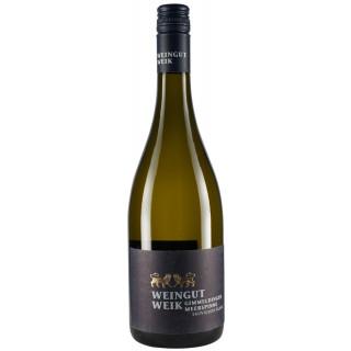 2019 GIMMELDINGER MEERSPINNE Sauvignon Blanc trocken - Weingut Weik