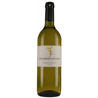 2017 Grauer Burgunder Trocken - Weingut Fischborn-Schenk