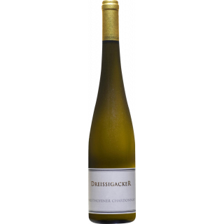 2018 Dreissigacker Westhofener Chardonnay BIO trocken - Weingut Dreißigacker