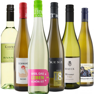 2018 Restsüßer Weißwein Favoriten Paket