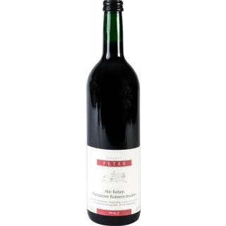 2018 Portugieser Rotwein Alte Reben trocken - Weingut Peter