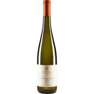 2017 Pinot Blanc & Auxerrois Cuvée trocken - Eugen Spindler Weingut Lindenhof