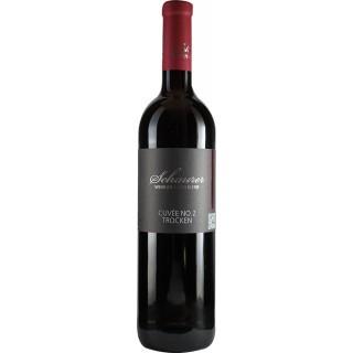 2016 Cuveé No. 2 trocken - Weingut Schaurer